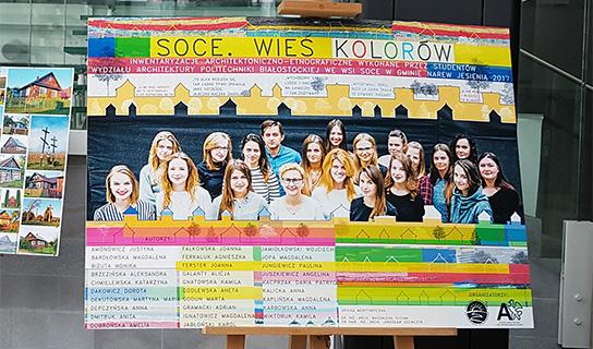 """Otwarcie wystawy """"Soce – Wieś Kolorów"""""""