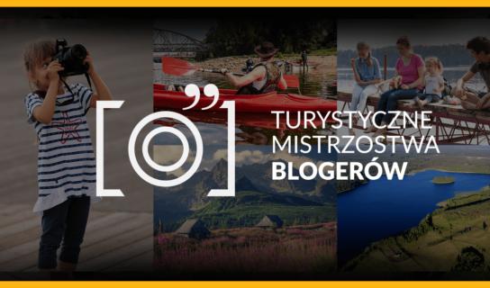 Turystyczne Mistrzostwa Blogerów – konkurs POT