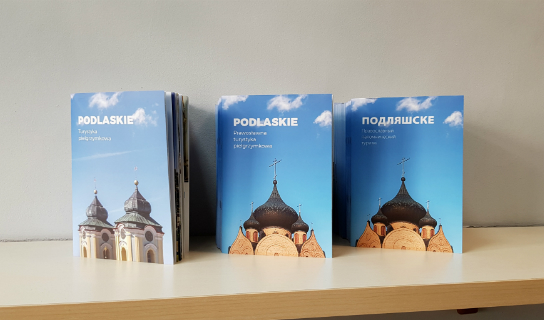 Turystyka pielgrzymkowa – najnowsze wydawnictwa PROT