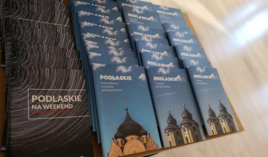 Prezentacja wydawnictw pielgrzymkowych w Suchowoli