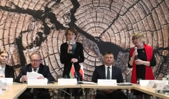 5. spotkanie grupy ds. Kanału Augustowskiego