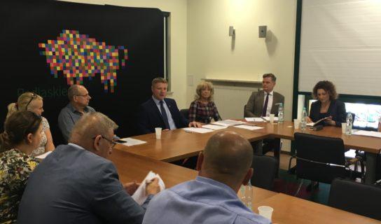 Wybór nowych władz PROT podczas Walnego Zebrania Sprawozdawczo-Wyborczego