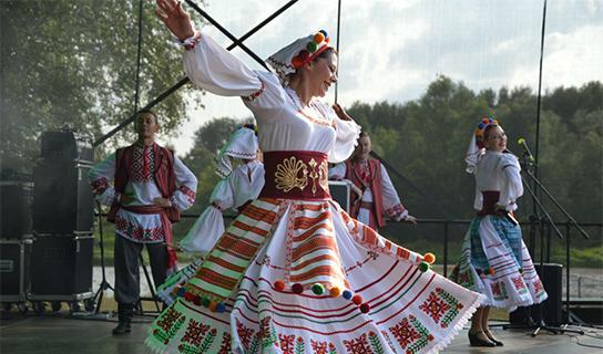 """Ogólnopolskie Prezentacje Kultur Mniejszości Narodowych i Etnicznych """"XXIX Muzyczne Dialogi nad Bugiem"""""""