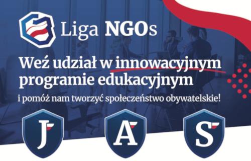 Innowacyjny program edukacyjny – Liga NGOs