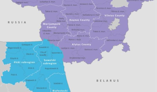 Program Interreg V-A Litwa-Polska – nabór wniosków