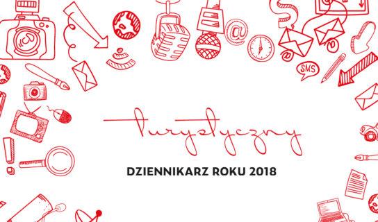 Turystyczny Dziennikarz Roku – konkurs POT