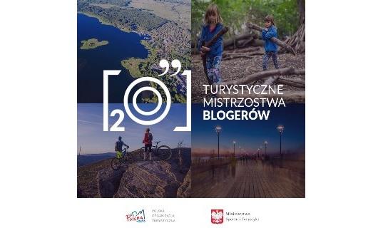 Turystyczne Mistrzostwa Blogerów czas zacząć