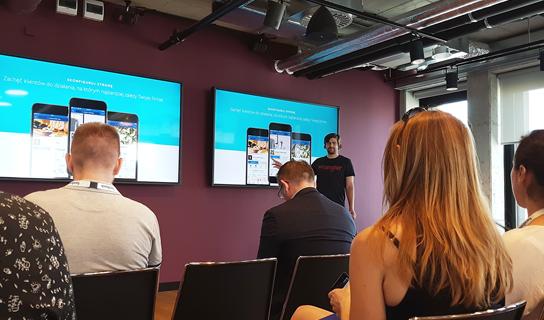 Skuteczna komunikacja w mediach społecznościowych – szkolenie