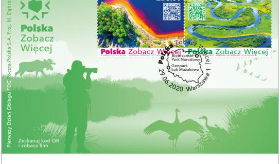 Znaczek Pocztowy – Polska Zobacz Więcej