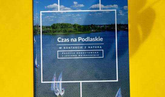 Czas na Podlaskie – Puszcza Augustowska i Jezioro Rajgrodzkie