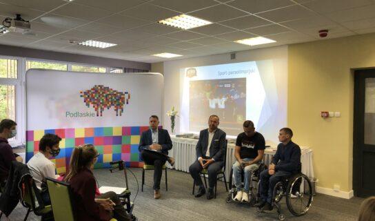 """Podsumowanie z dwudniowej konferencji """"Turystyka osób z niepełnosprawnościami"""""""