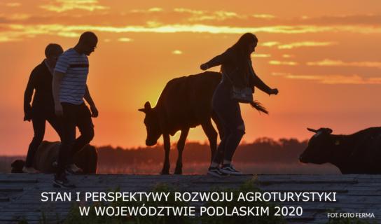 Stan i perspektywy rozwoju agroturystyki w województwie podlaskim 2020