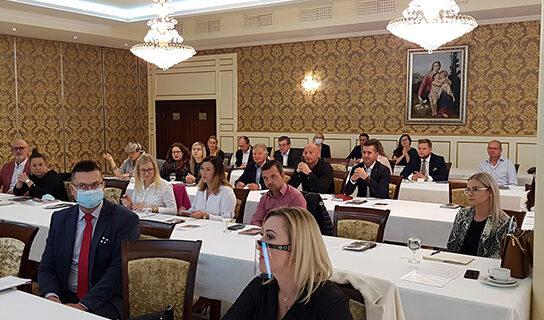 30.09.2020 r. – Walne Zebranie Członków Podlaskiej Regionalnej Organizacji Turystycznej
